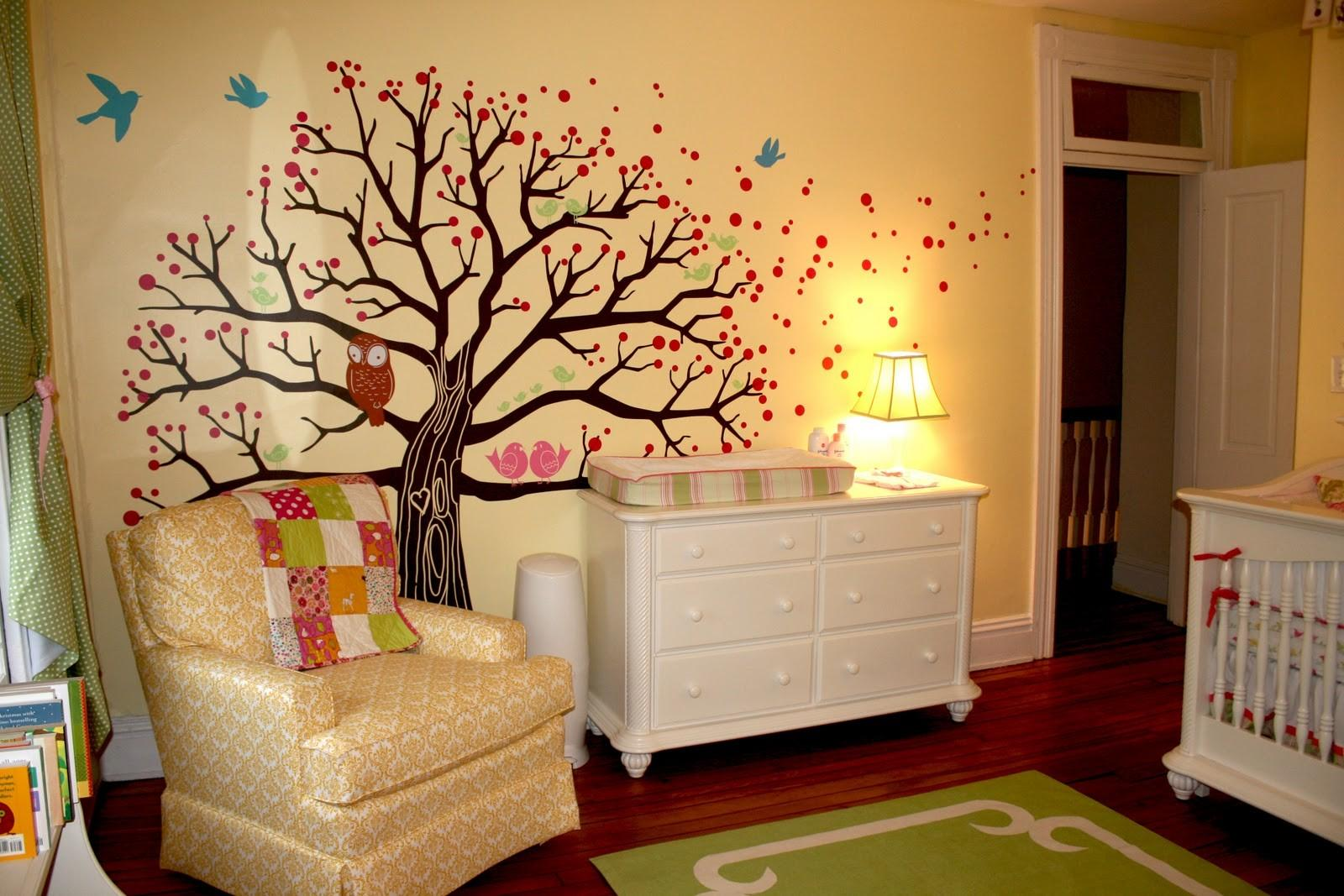 Cool Unique Baby Nursery Design Ideas Kids