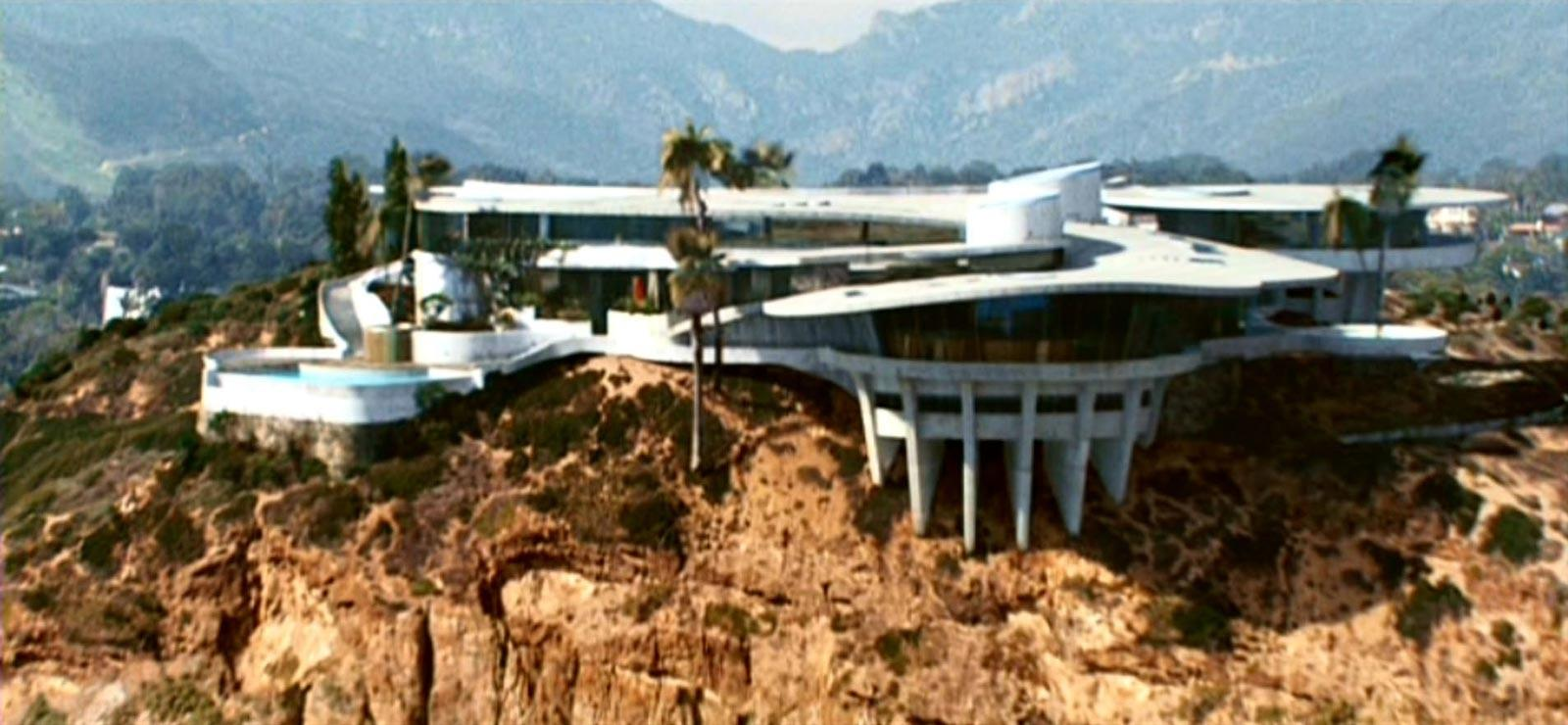 Coolest Fictional Residences Movie History Vh1
