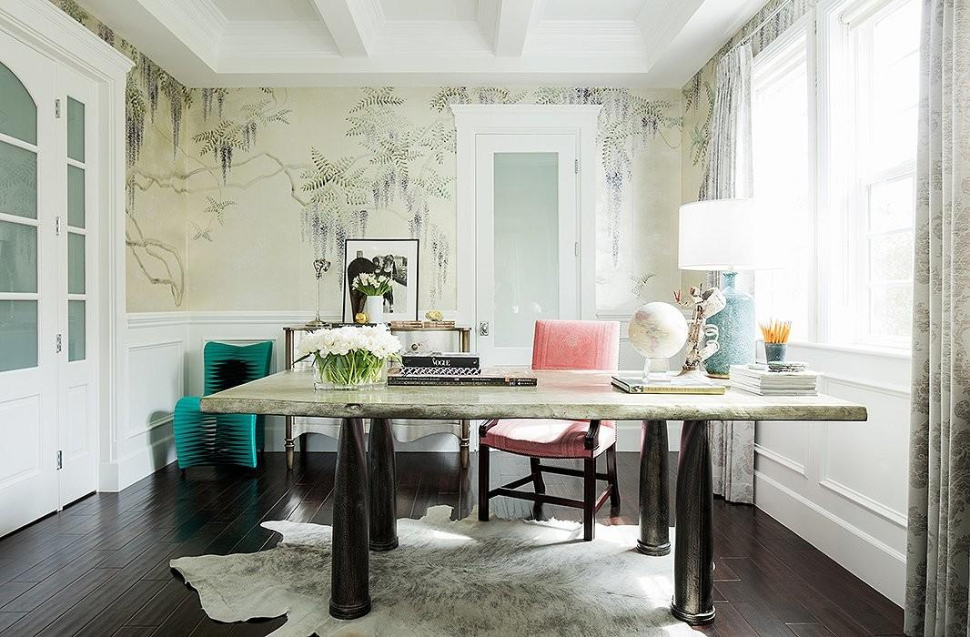 Cor Inspiration Beautiful Home Offices Rachel Roy