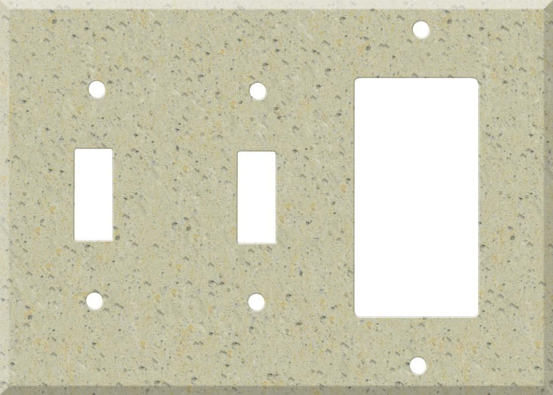 Corian Burled Beach Switch Plates Outlet Covers