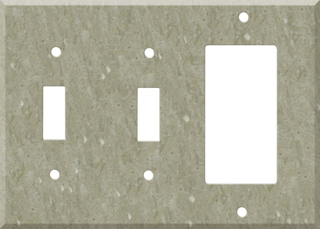Corian Sagebrush Switch Plates Outlet Covers