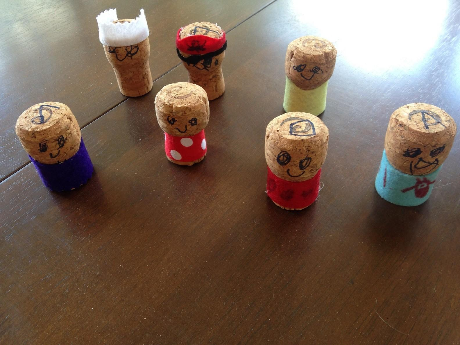 Cork Crafts Wine Kids