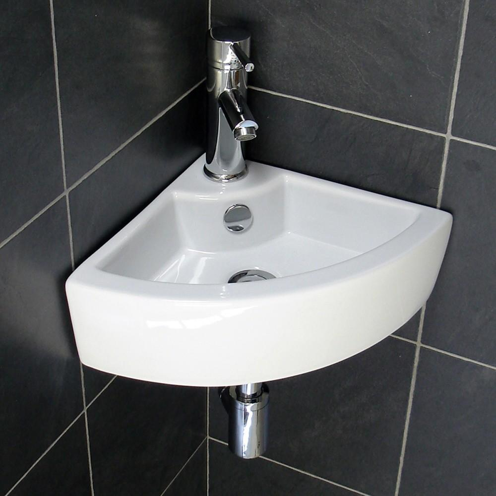 Corner Bathroom Sink Designs Small Bathrooms Home