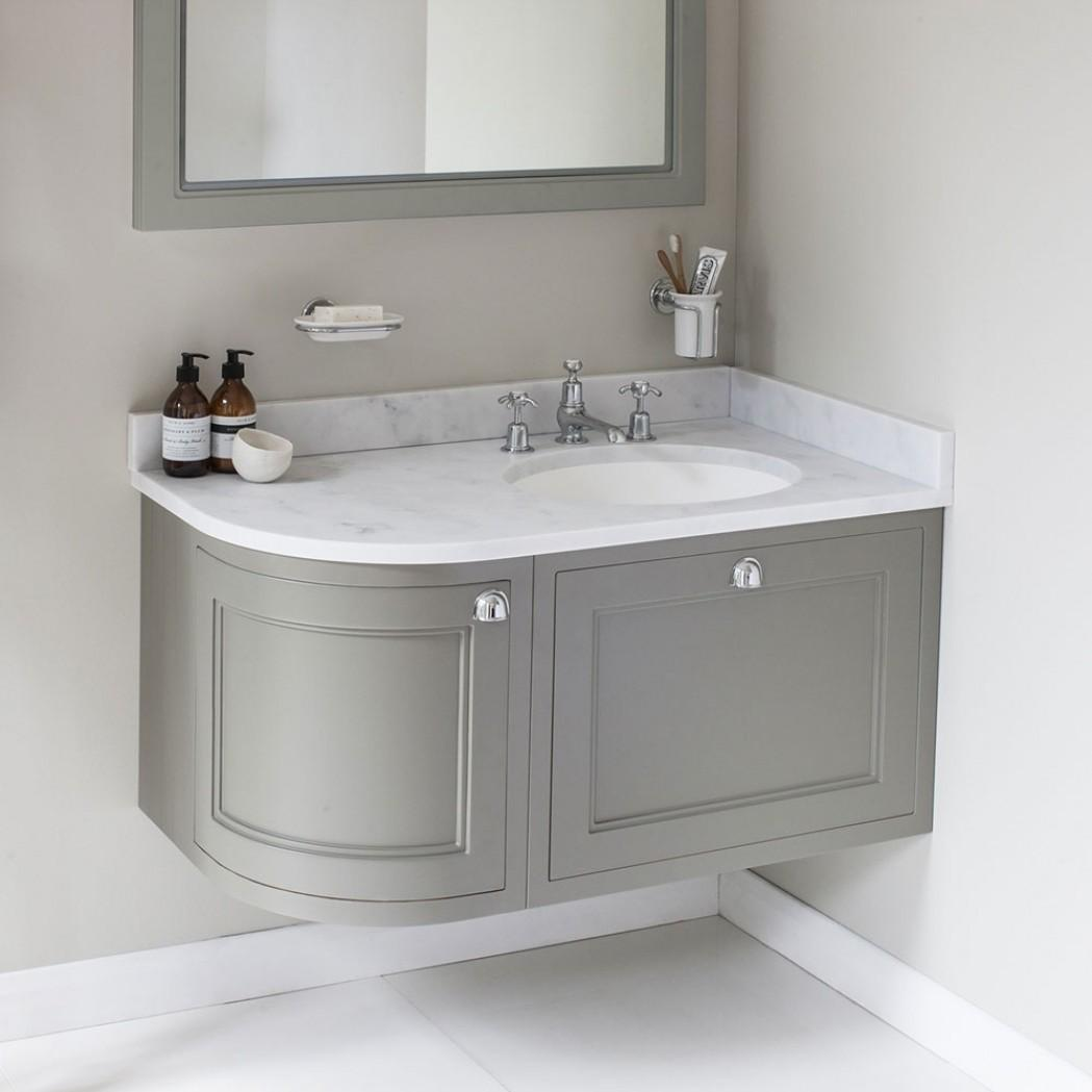 Corner Bathroom Vanity Mirror Home Decorations