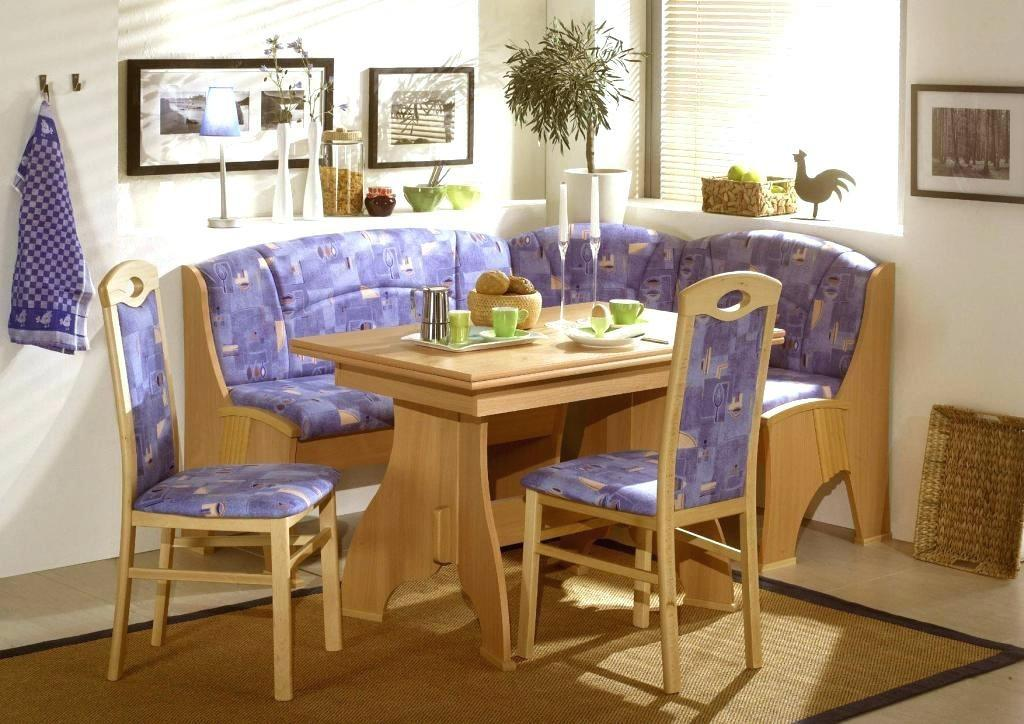 Corner Breakfast Nook Table Set