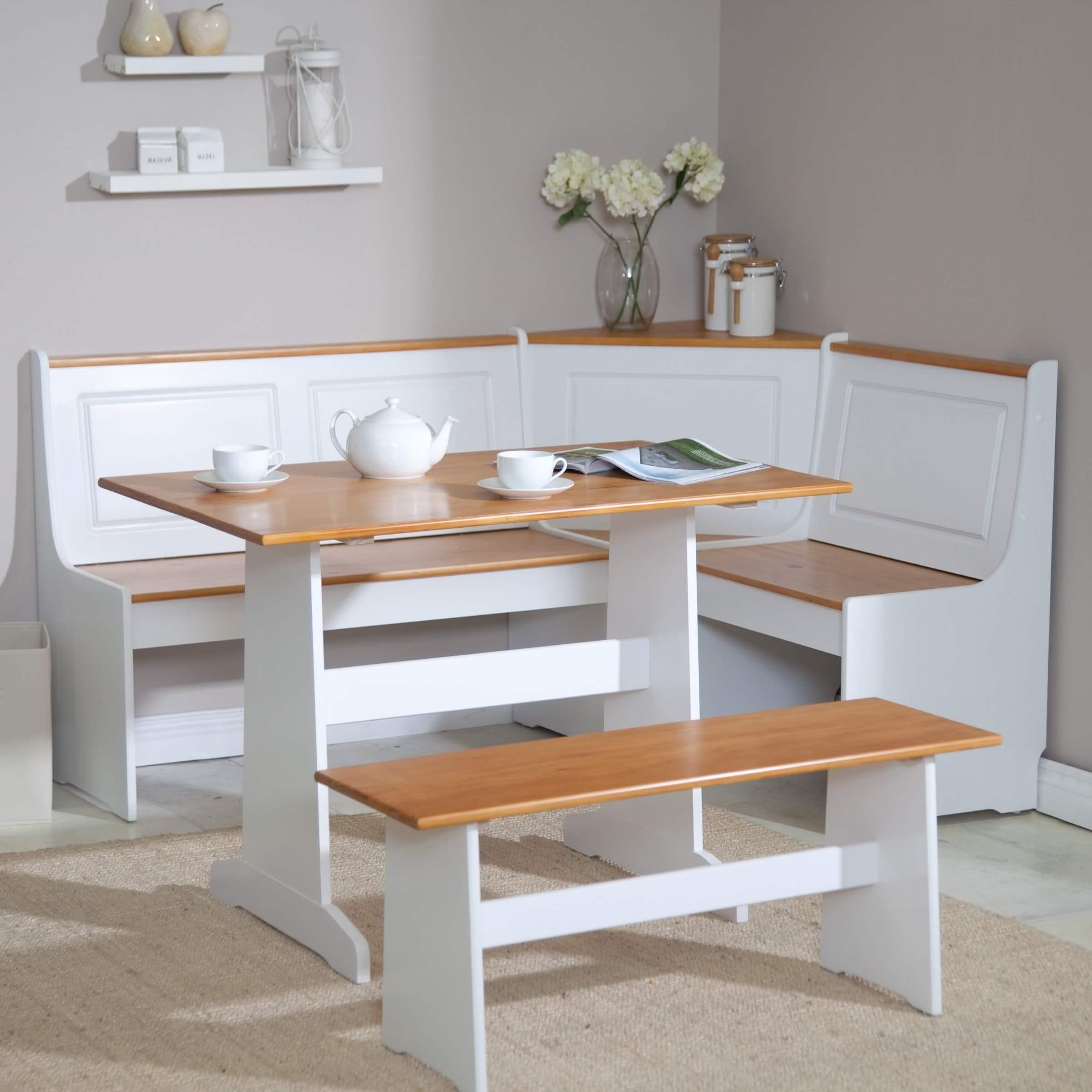 Corner Dining Room Table Nook Tablesith Benches