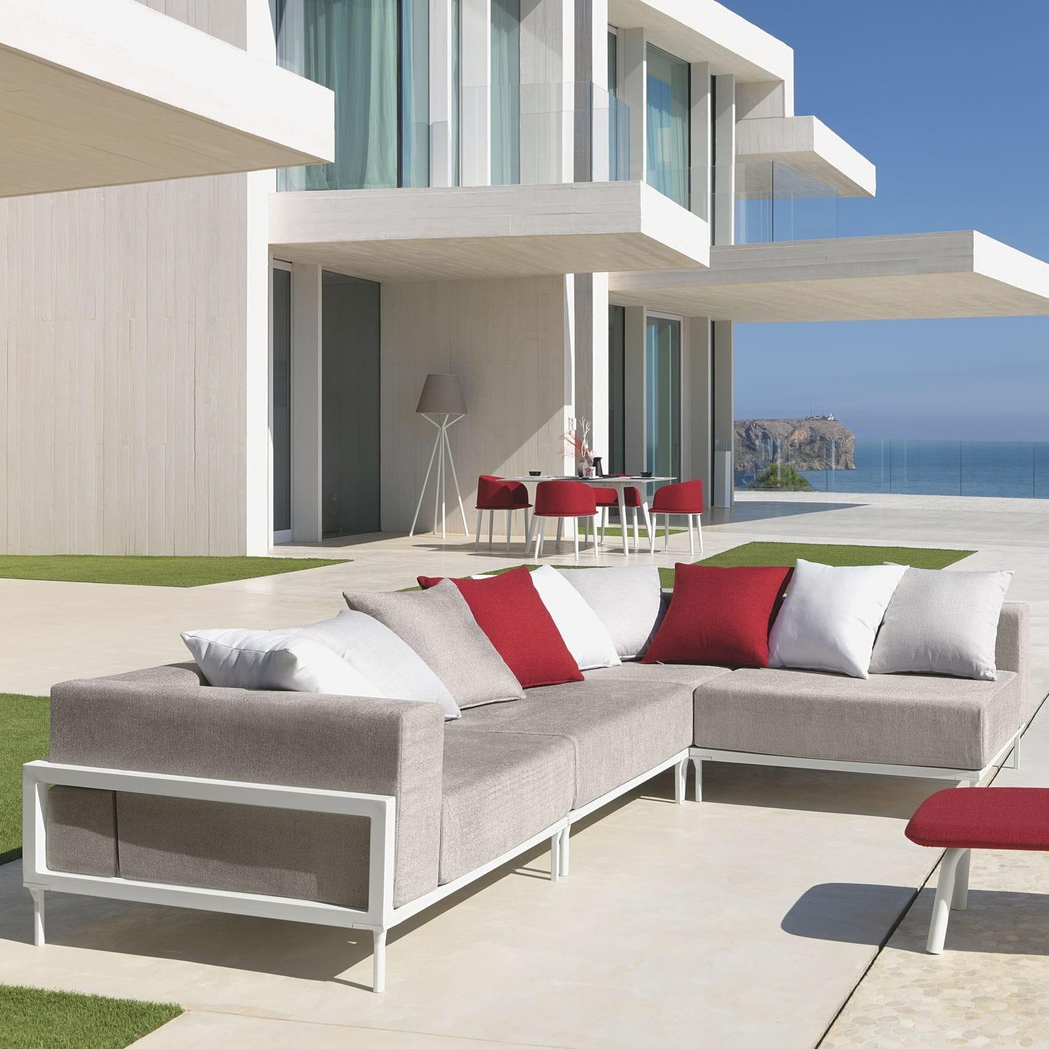 Corner Sofa Modular Contemporary Garden 247 Design Chill