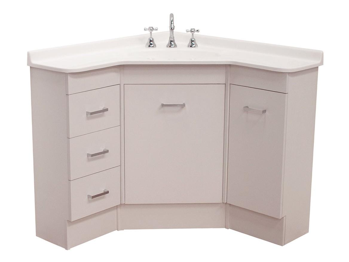 Corner Vanity Units Bathroom Design Ideas