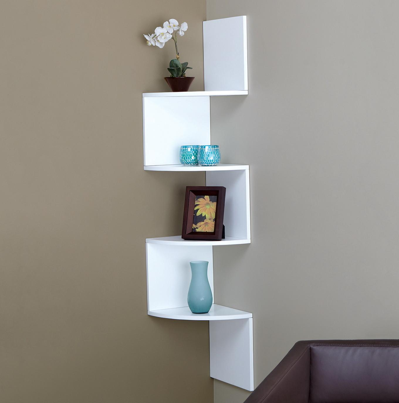 Corner Wall Shelf Designs Home Design Ideas Decoratorist 58080