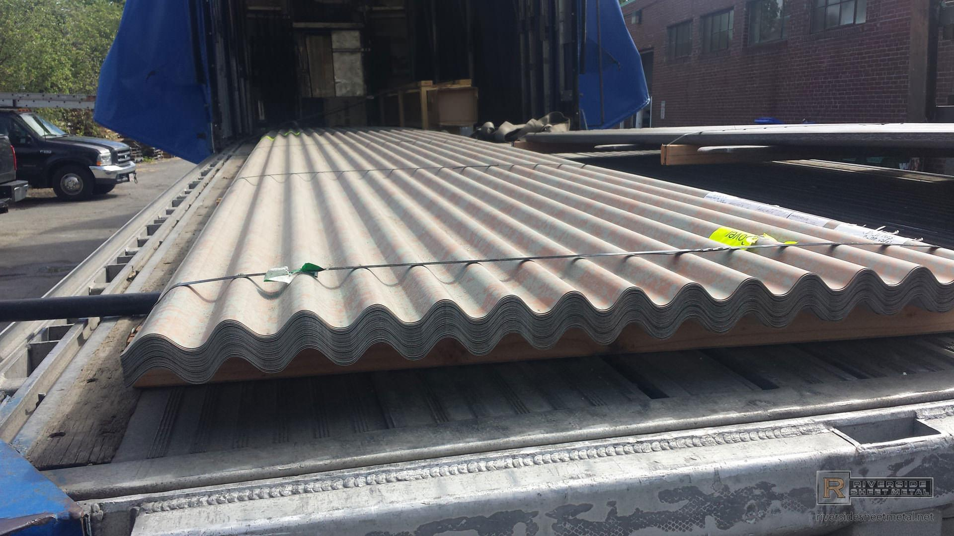 Corrugated Roof Wall Panels Steel Aluminum Corten More