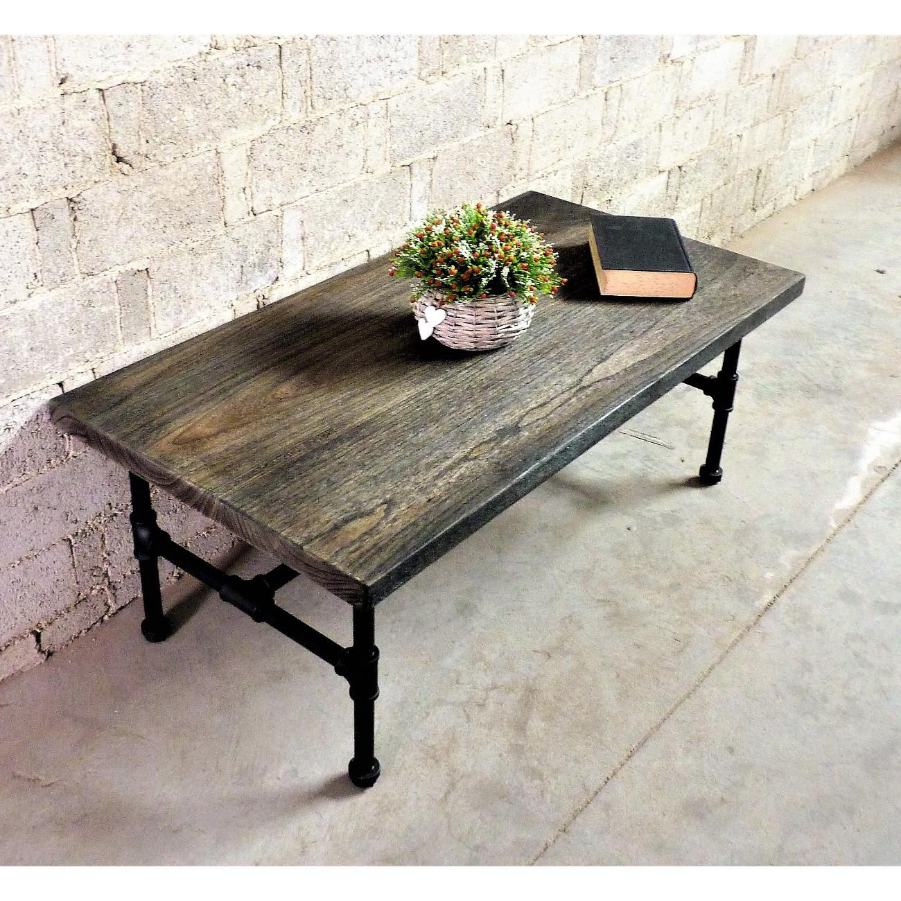 Corvallis Industrial Chic Coffee Table Roost Galley