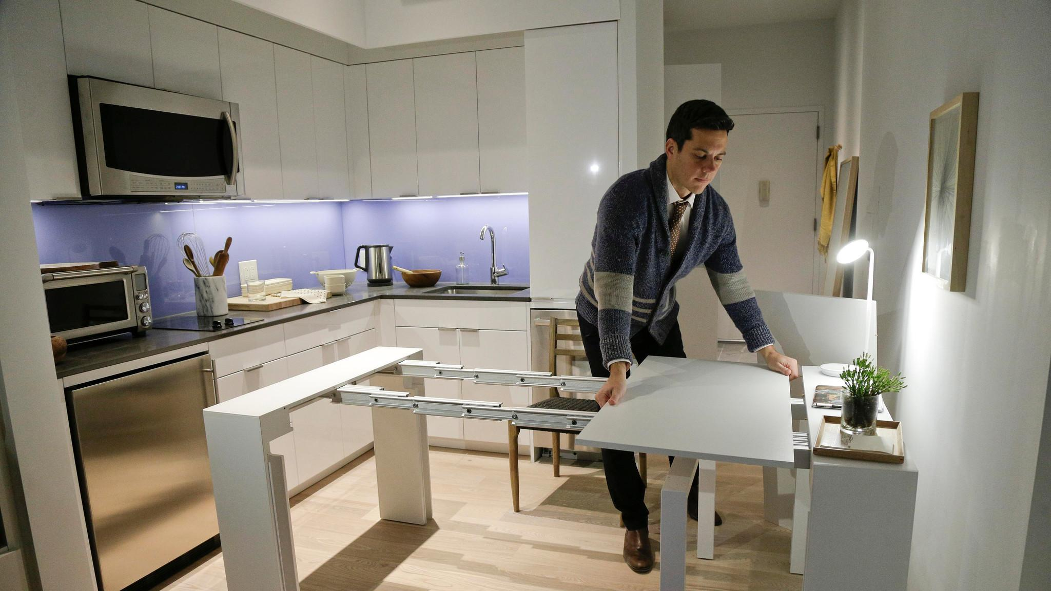 Could Micro Apartments Solve Affordable Housing Crisis