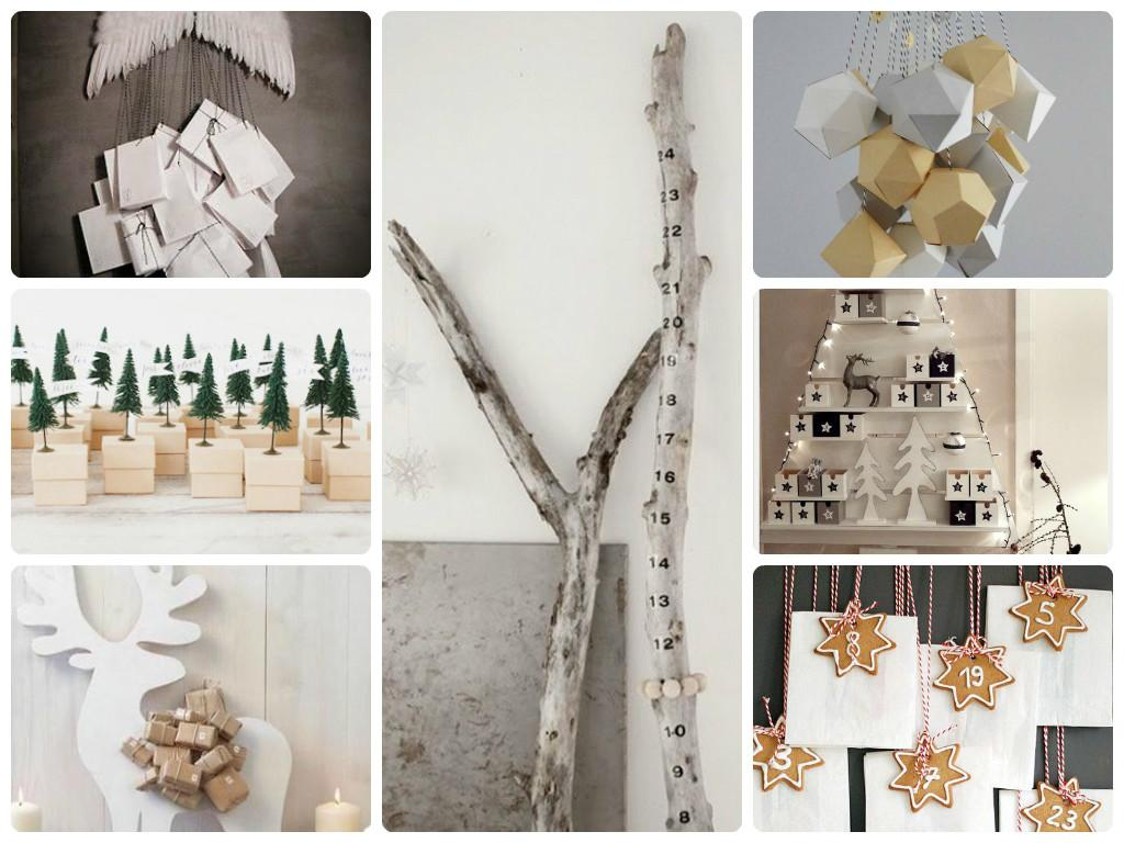 Countdown Christmas Diy Advent Calendars