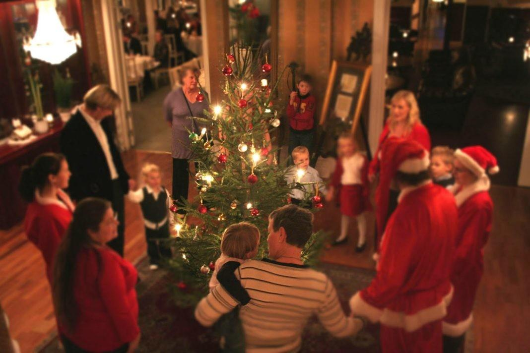 Countries Celebrate Christmas Best
