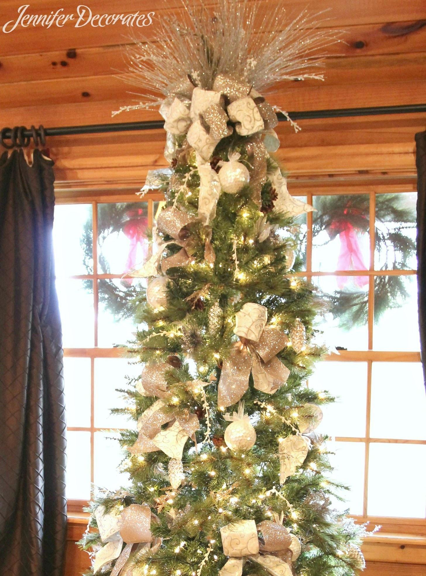 Country Christmas Decorating Ideas Easy Inexpensive