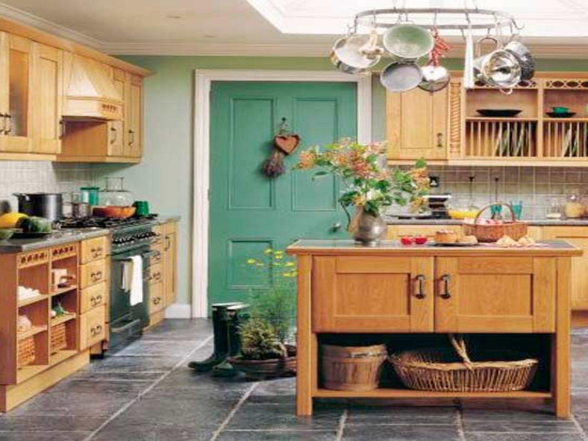 Country Cottage Kitchen Ideas White Painted Wooden