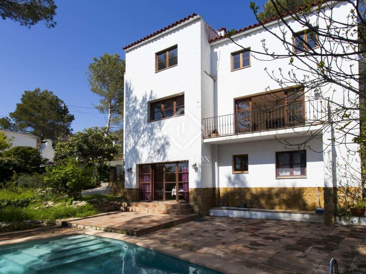 Country Property Sale Hills Close Sitges
