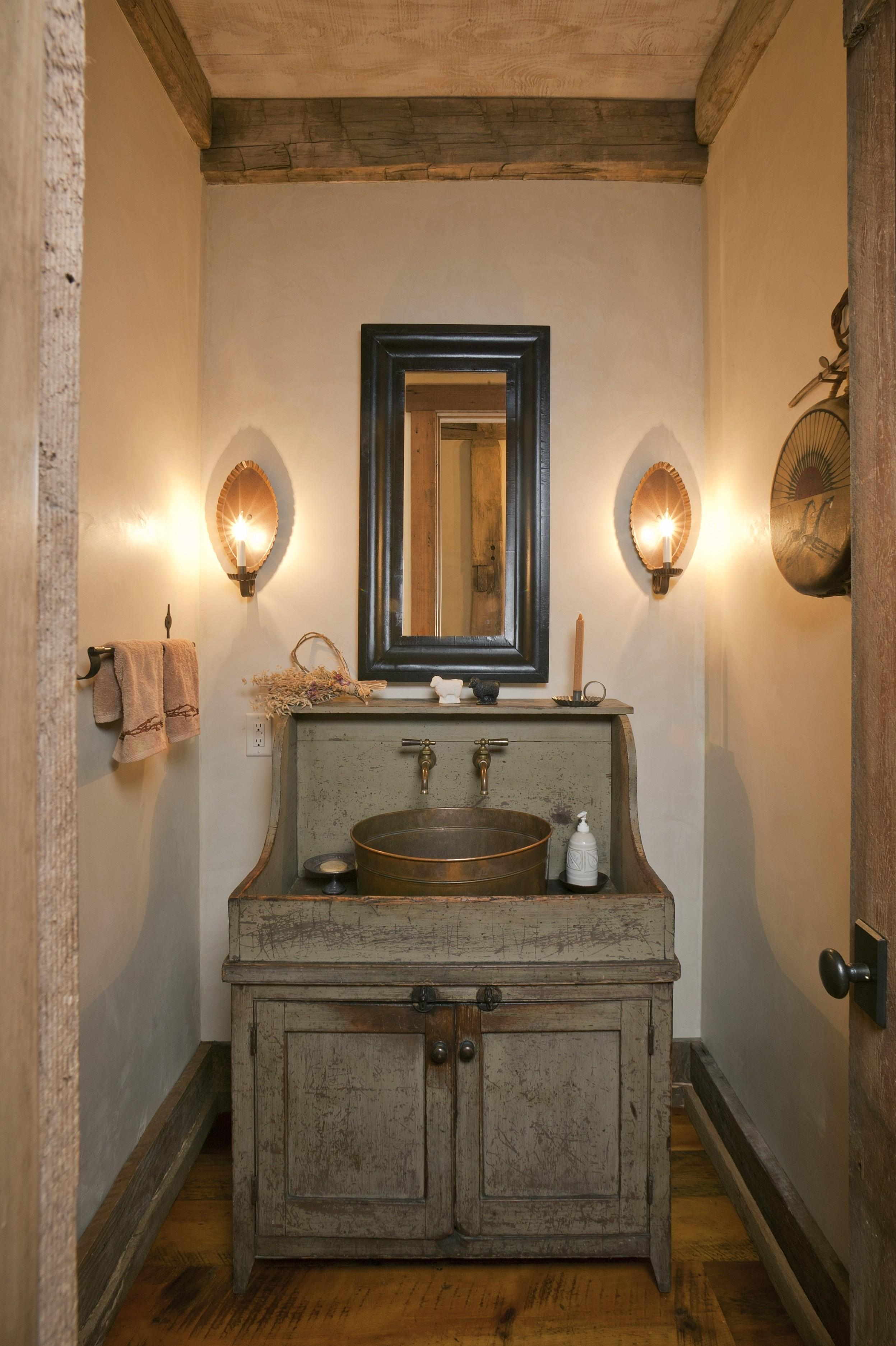 Country Rustic Bathroomscountry Bathroom Ideas