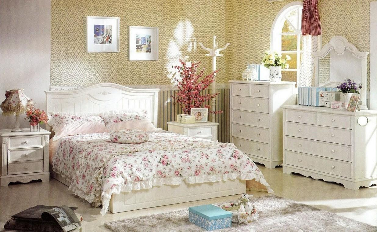 Country Shabby Chic Decorating Ideaschic Bedroom Ideas