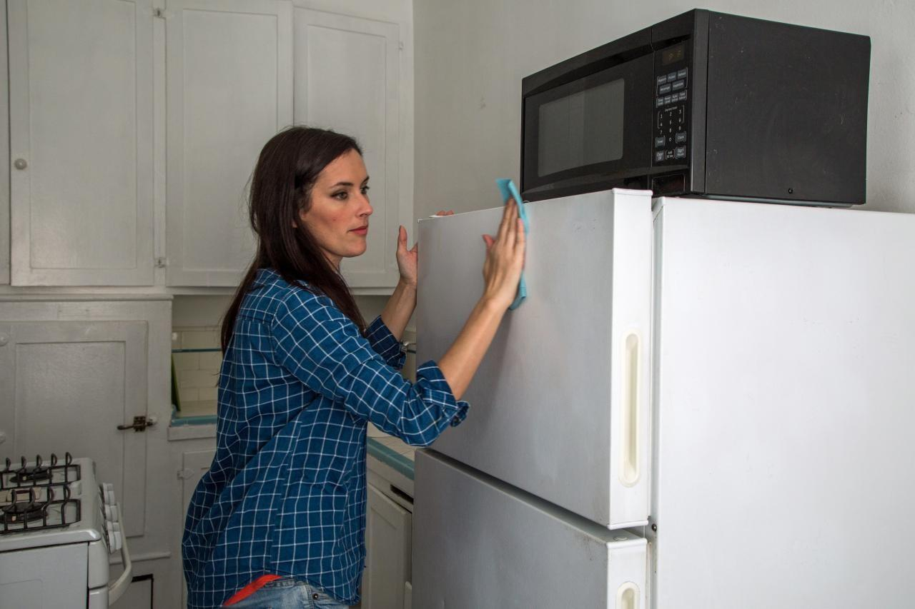 Cover Refrigerator Removable