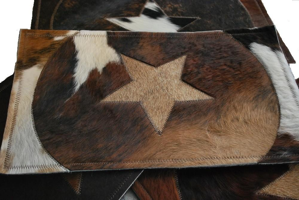 Cowhide Bathroom Rugs Diy Faux Rug Glam York