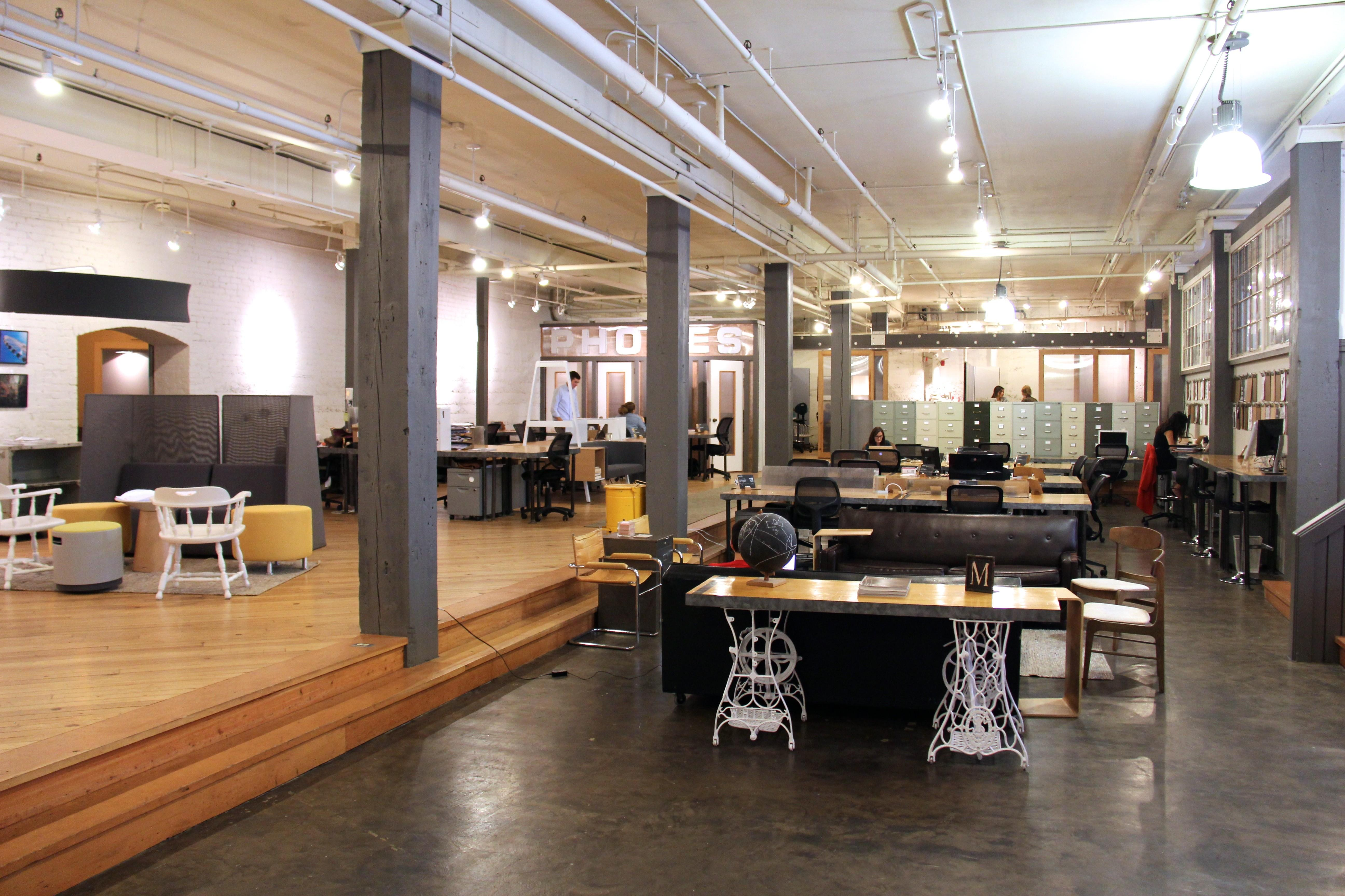 Coworking Space Spotlight Makers Candy Factory