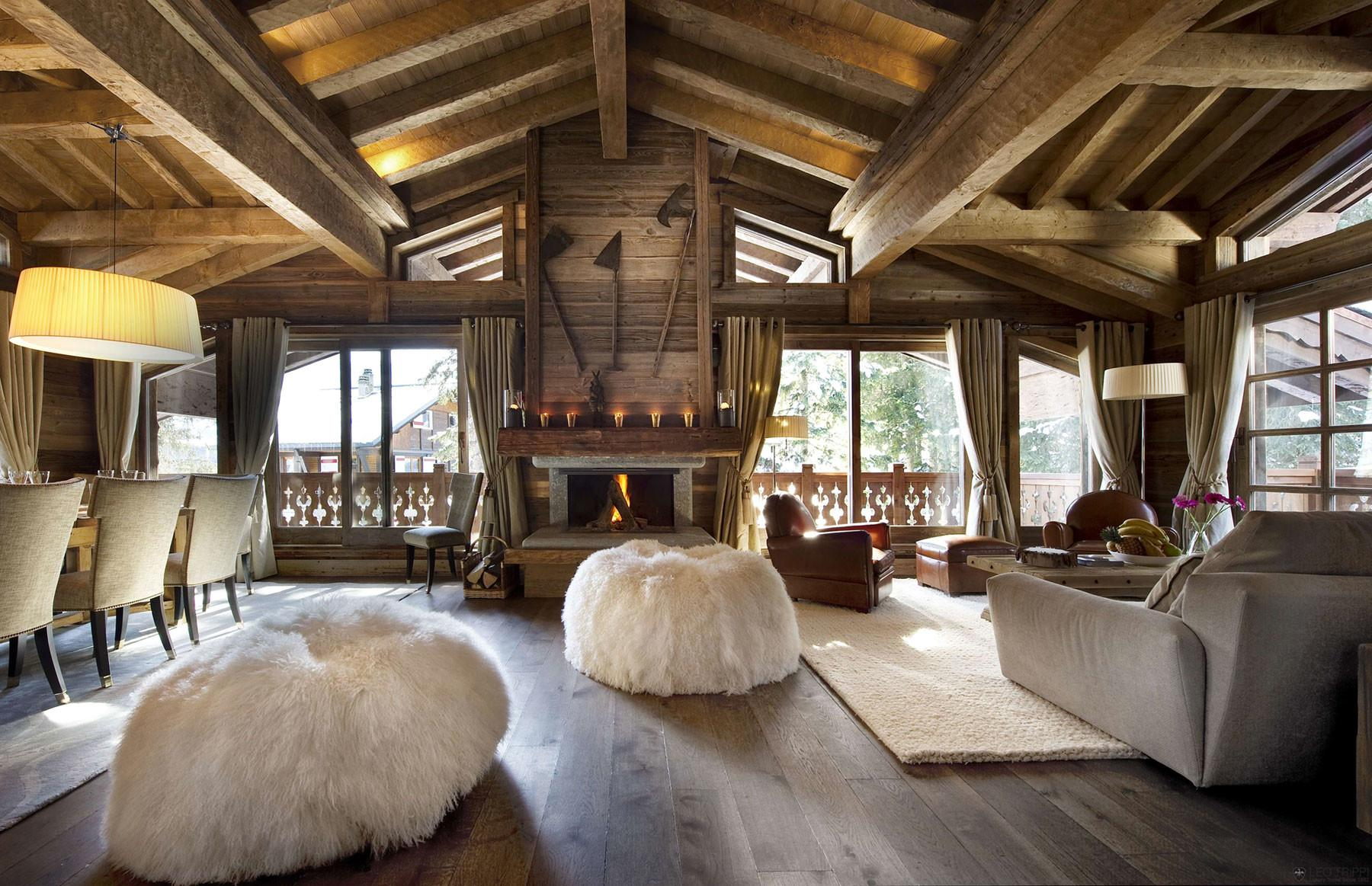 Cozy Chalet Les Gentianes 1850 French Alps