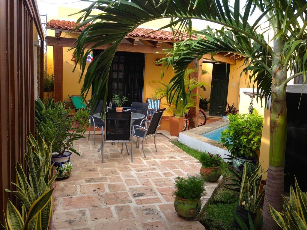 Cozy Charming Casita Pool Centro Homeaway