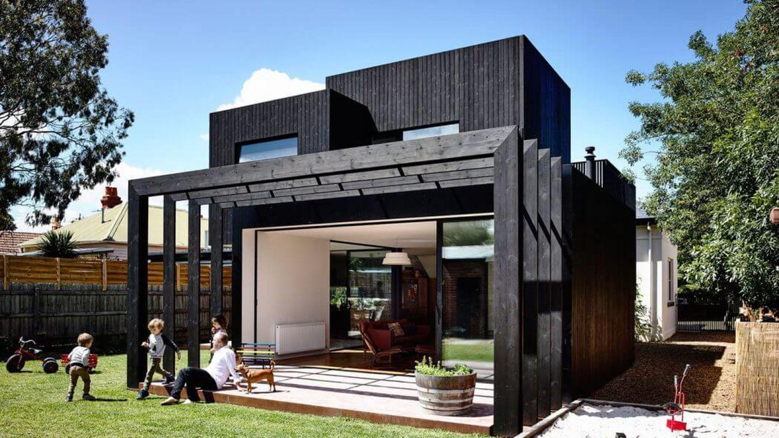 Cozy Modern Extension Updates 1800s Melbourne Home Curbed