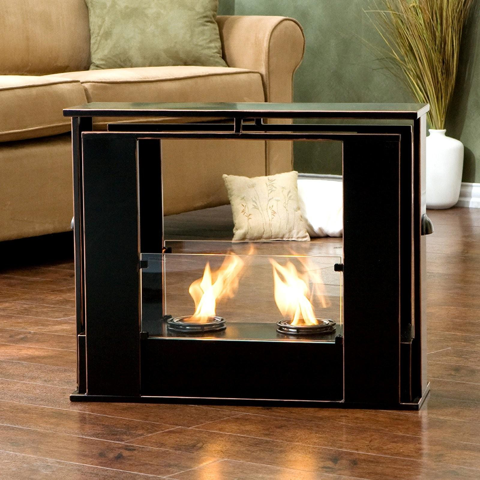 Cozy Portable Fireplace Ideas Modern Home