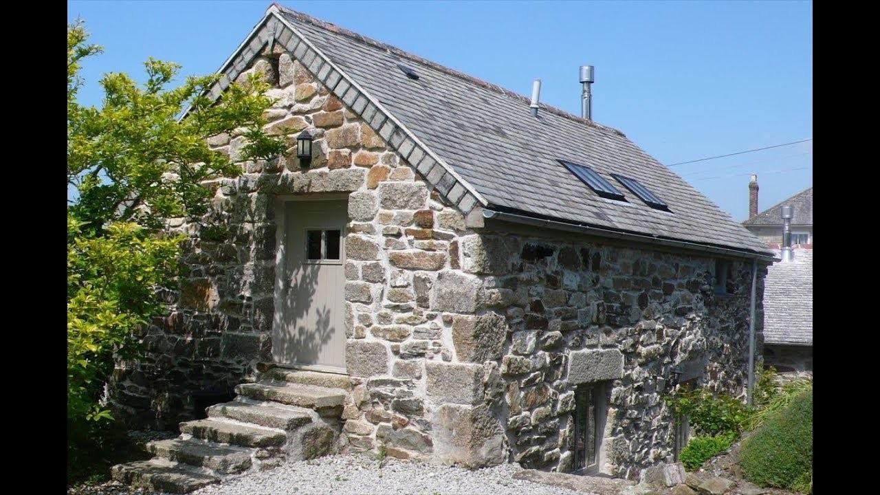 Cozy Romantic Lofty Stone Cottage Perfect Small