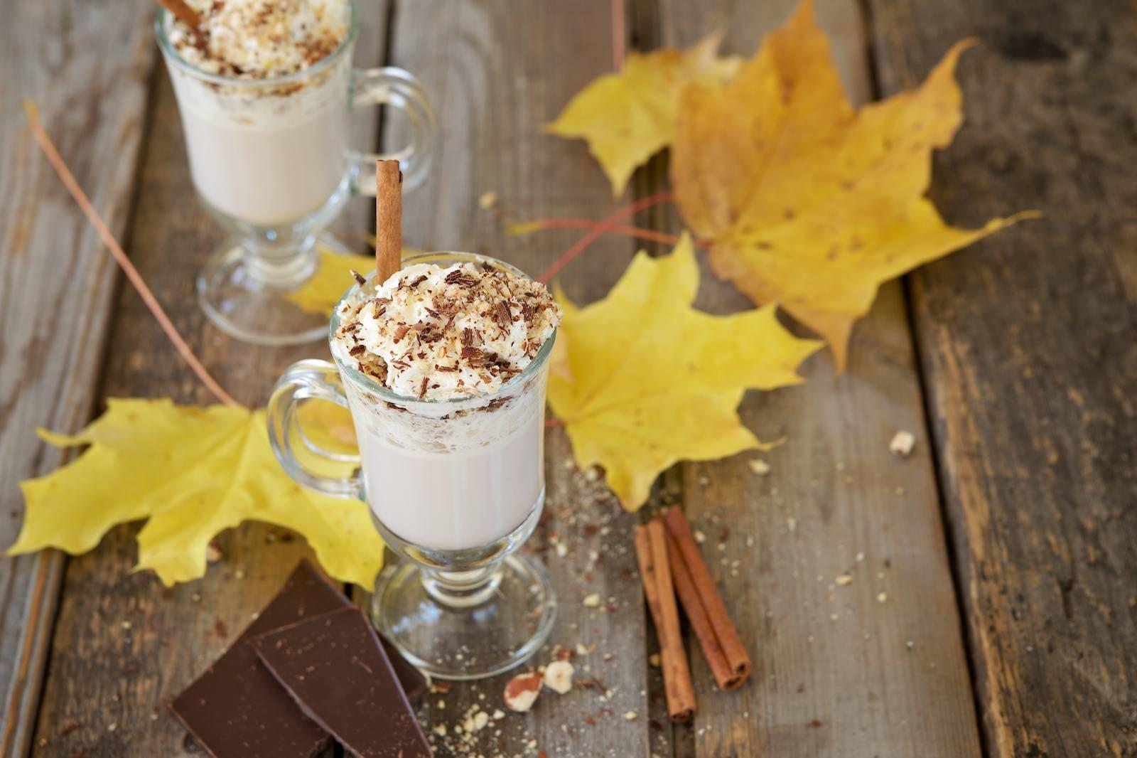 Cozy These Tasty Fall Drink Recipes Snappening
