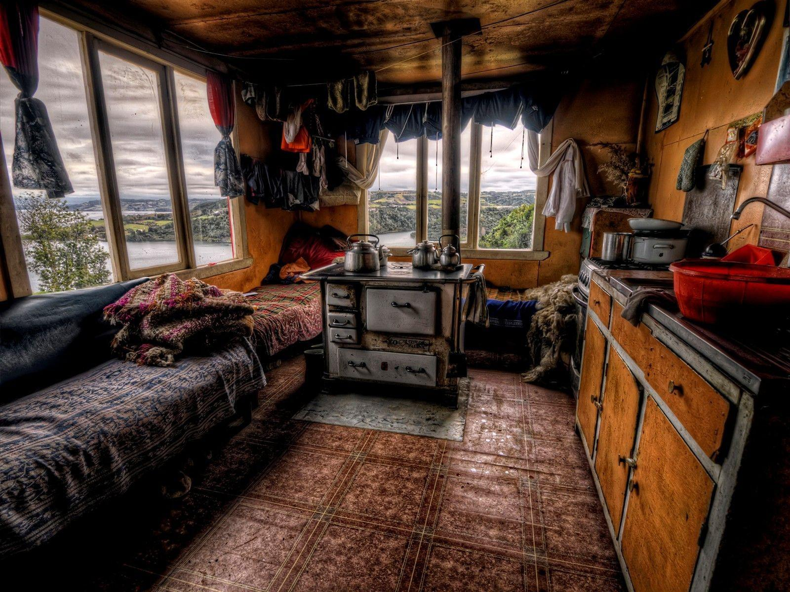 Cozy Winter Cabin Interiors Related Posts