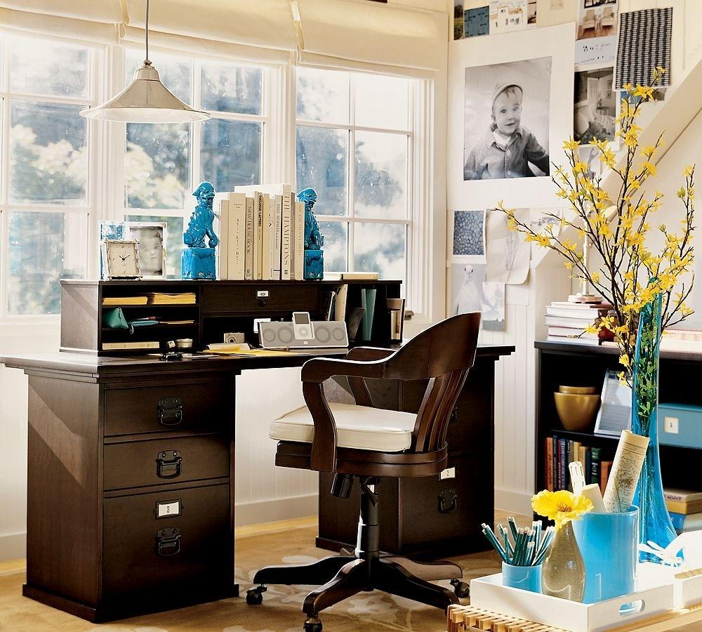 Cozy Workspaces Home Offices Rustic Touch