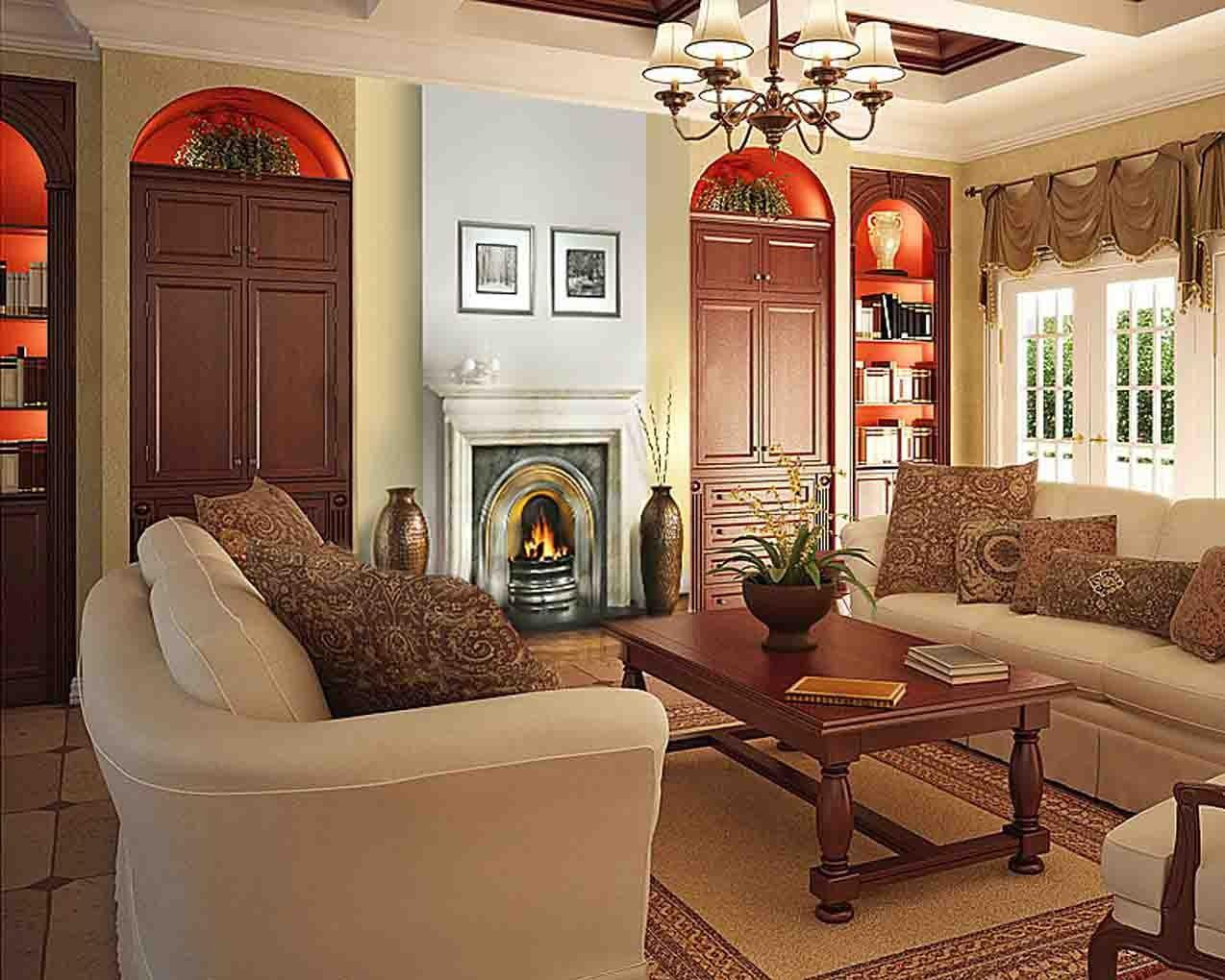 Cozy Your Living Space Winter Decorating Ideas