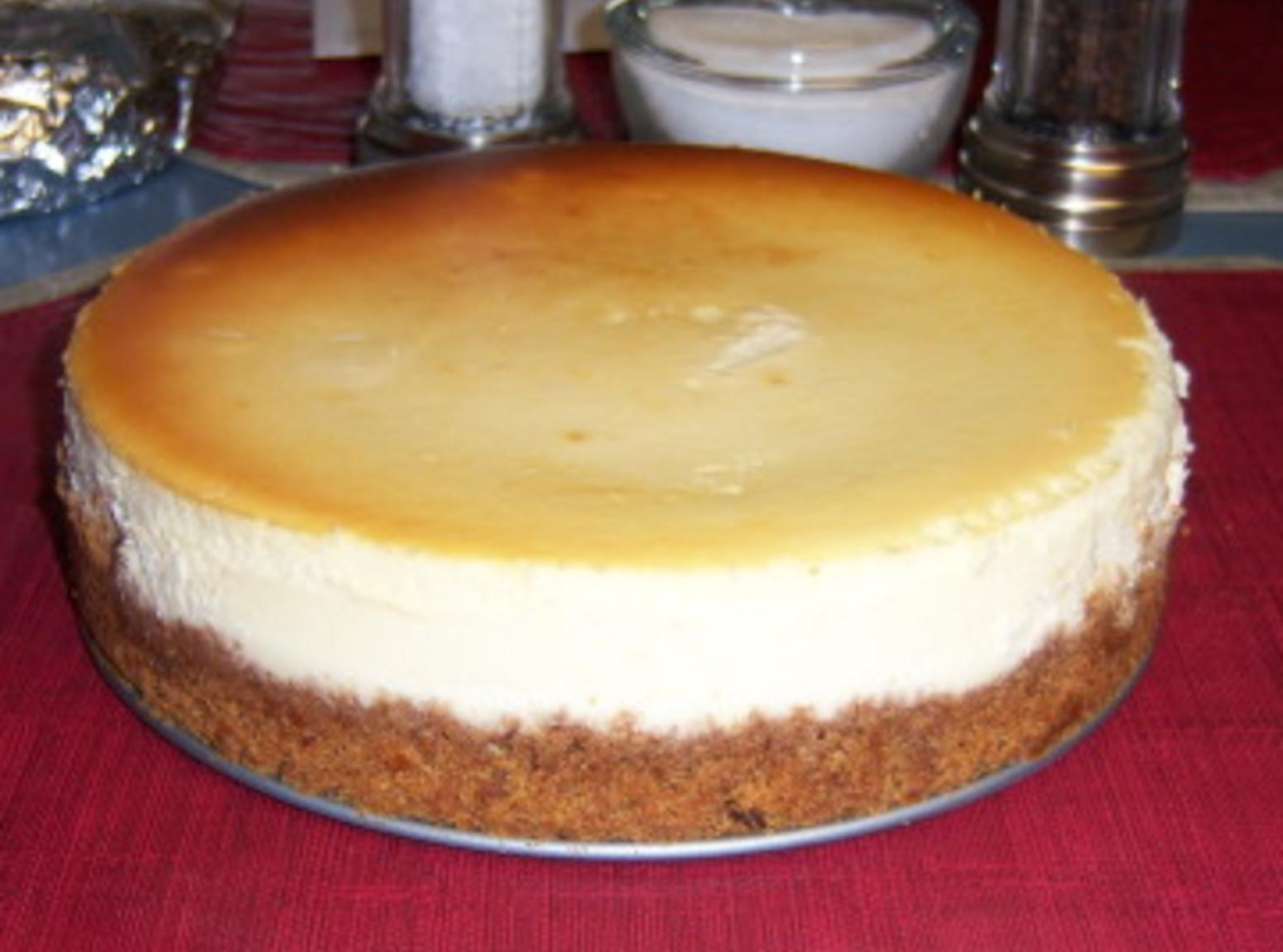 Crack Proof New York Style Cheesecake Recipe Just