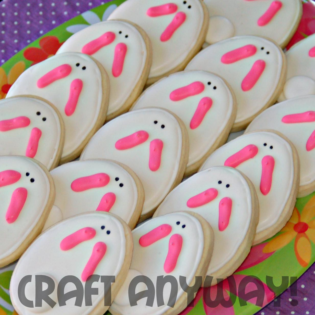 Craft Anyway Easter Cookies