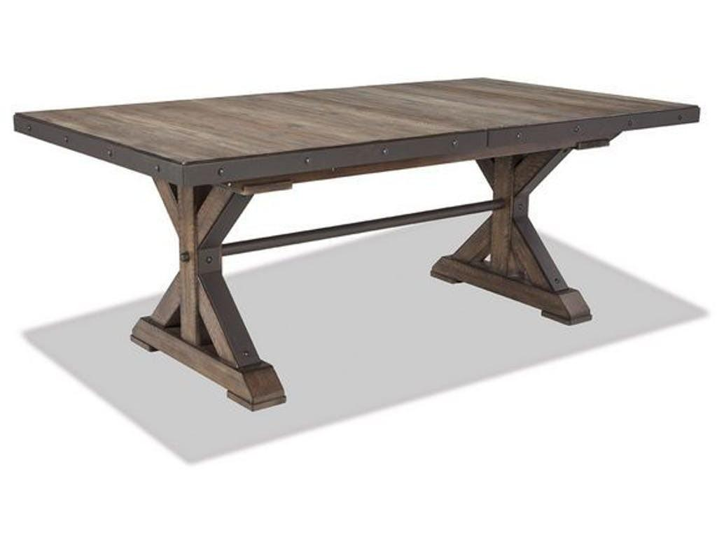 Craft Designs Dining Room Taos Trestle Table
