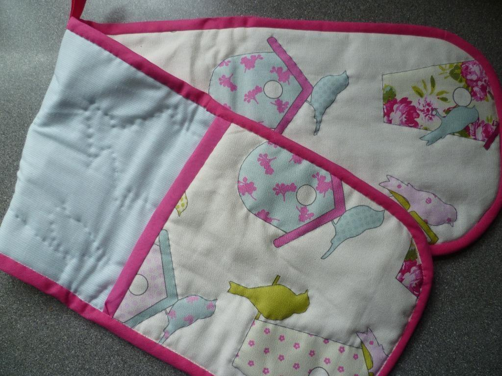 Craft Ideas Using Oven Mitts Just Cause