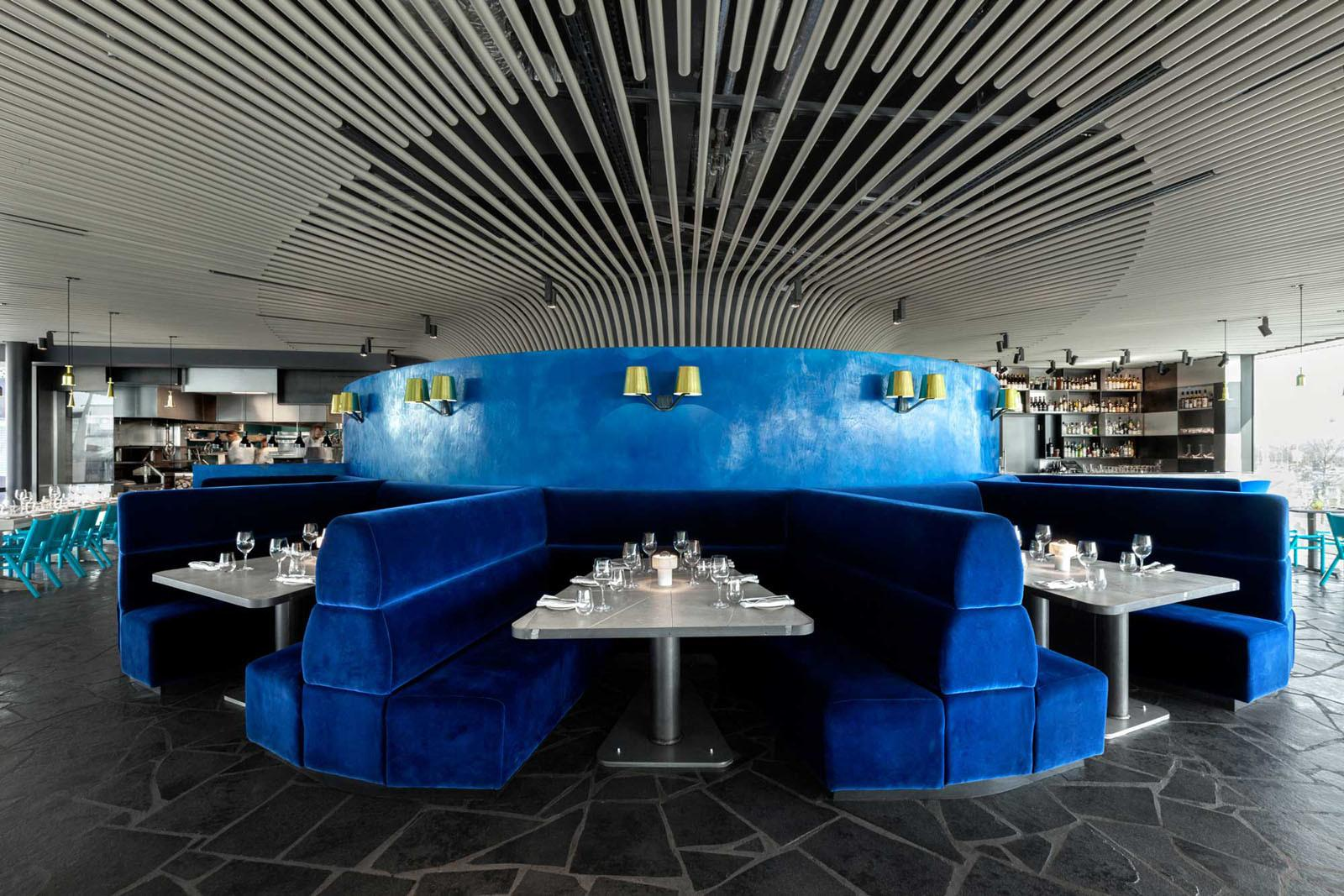 Craft London Restaurant Tom Dixon Idesignarch