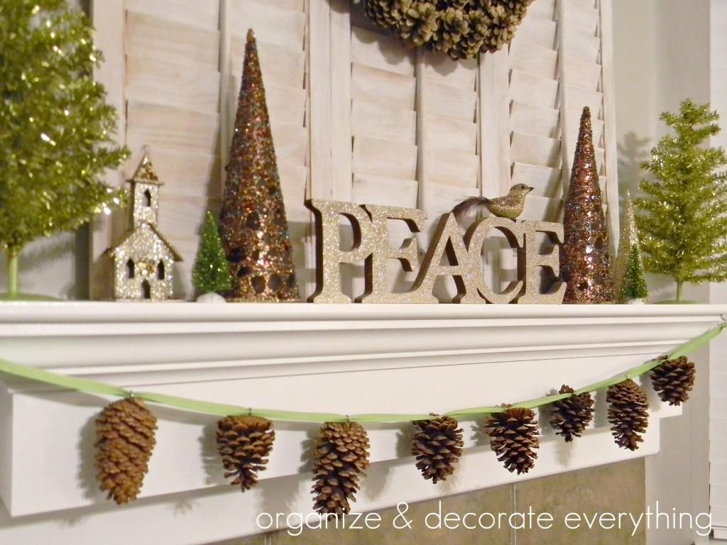 Crafter Budget Easy Pine Cone Crafts Holidays
