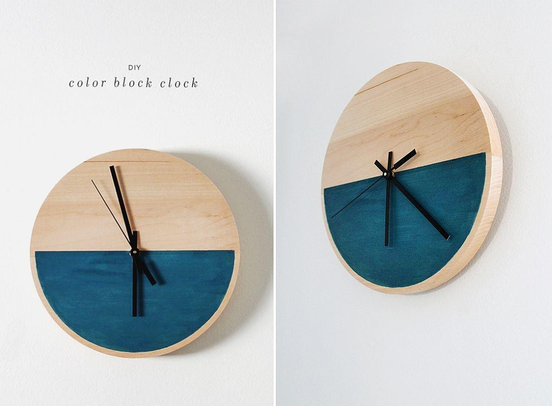 Crafting Time Diy Wall Clocks Steal Spotlight