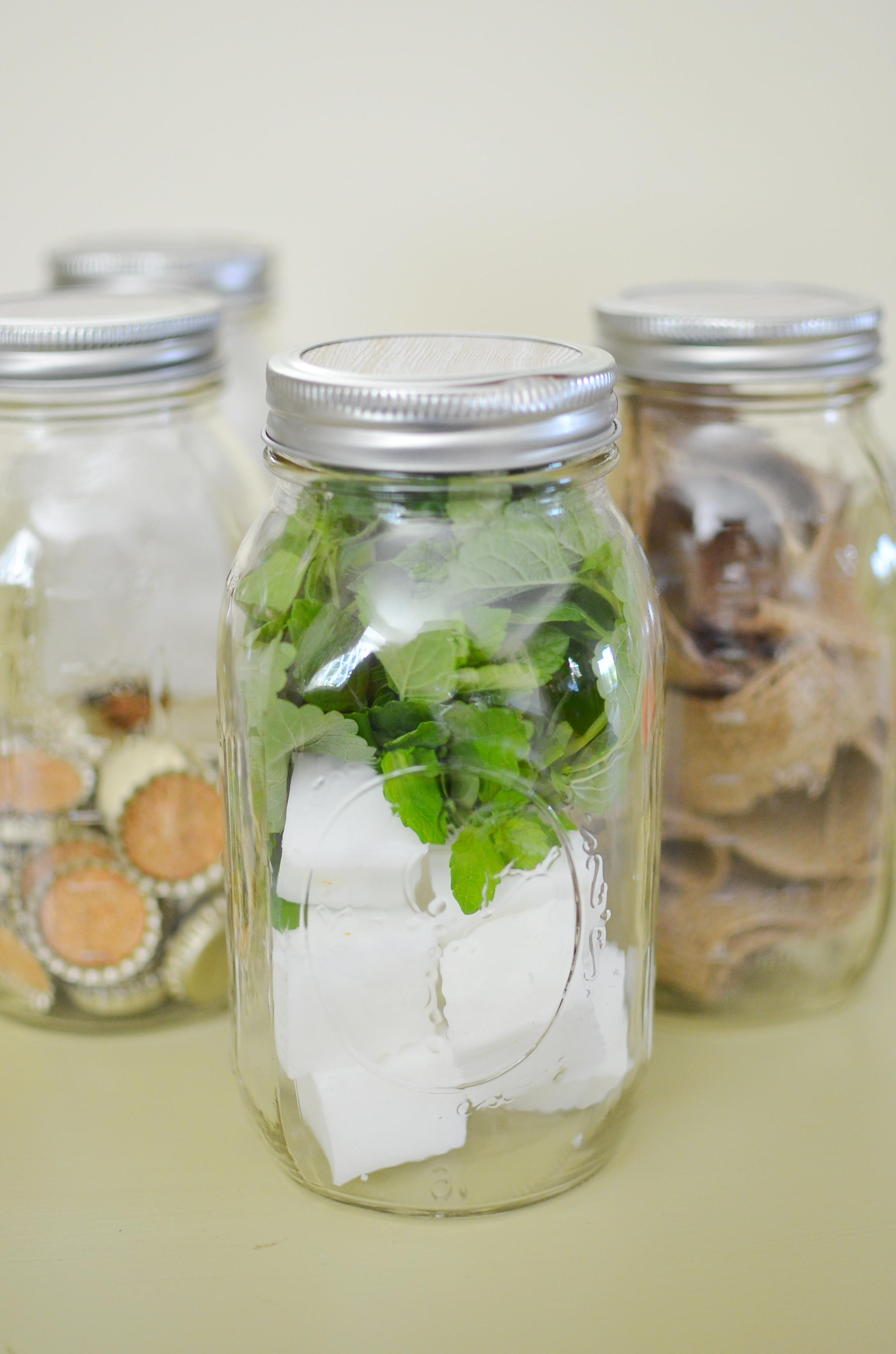 Crafty Mason Jar Gifts