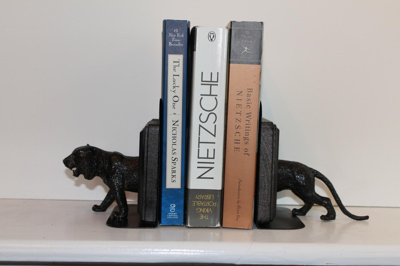 Crafty Soul Fun Unique Bookends