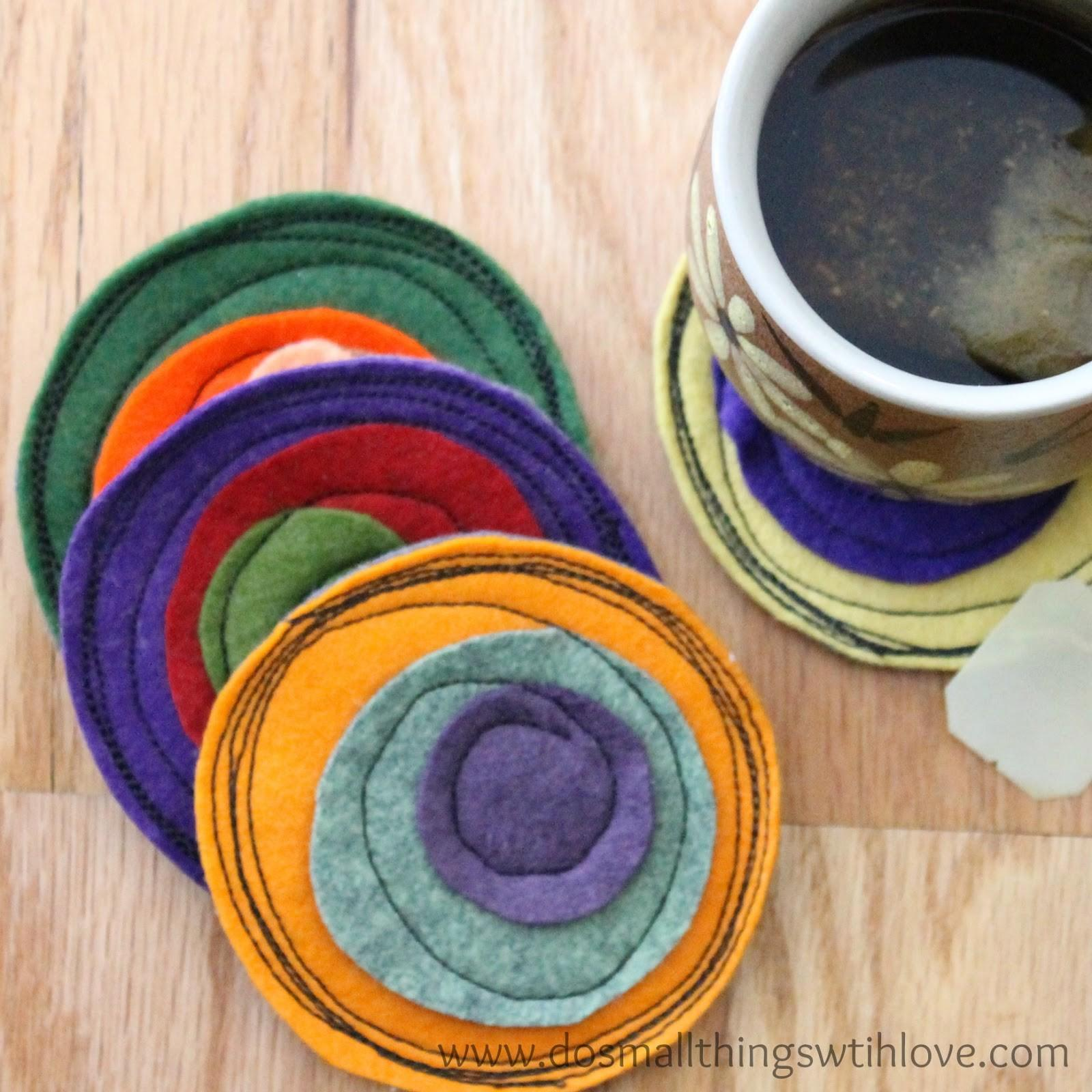 Crazy Coasters Small Things Great Love