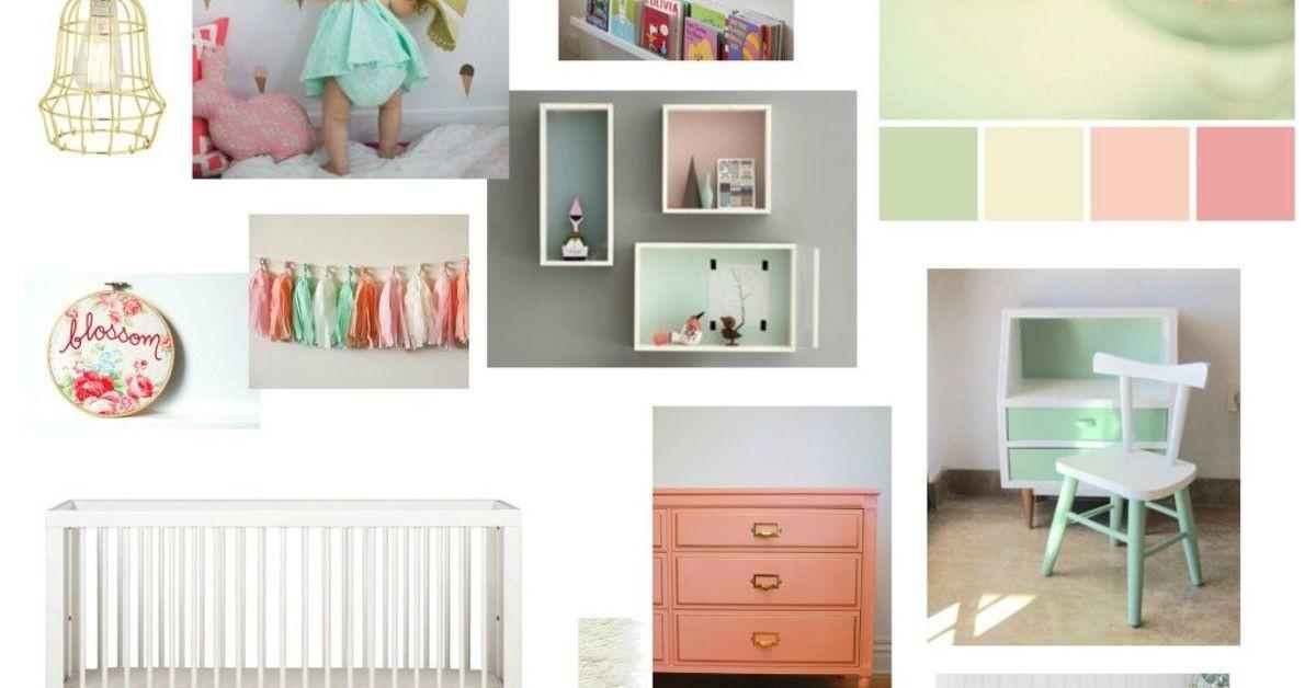 Create Accent Wall Nursery Hometalk