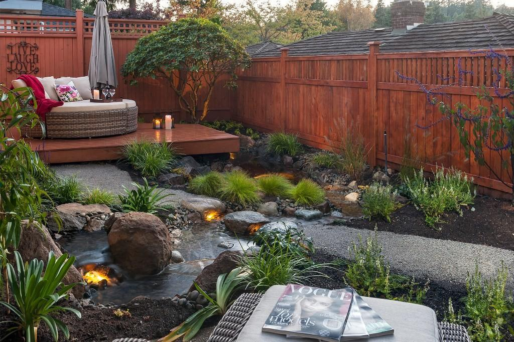 Create Beautiful Backyard Oasis Fashionable