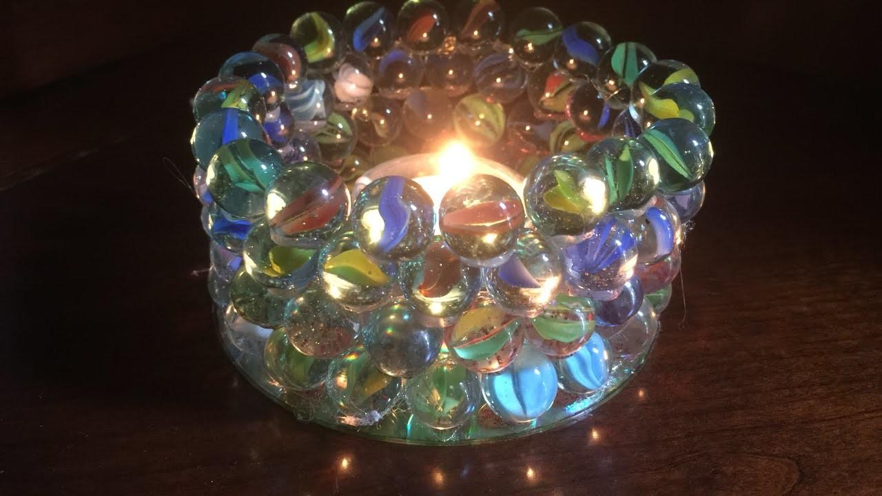 Create Beautiful Marble Candle Holder Diy Home