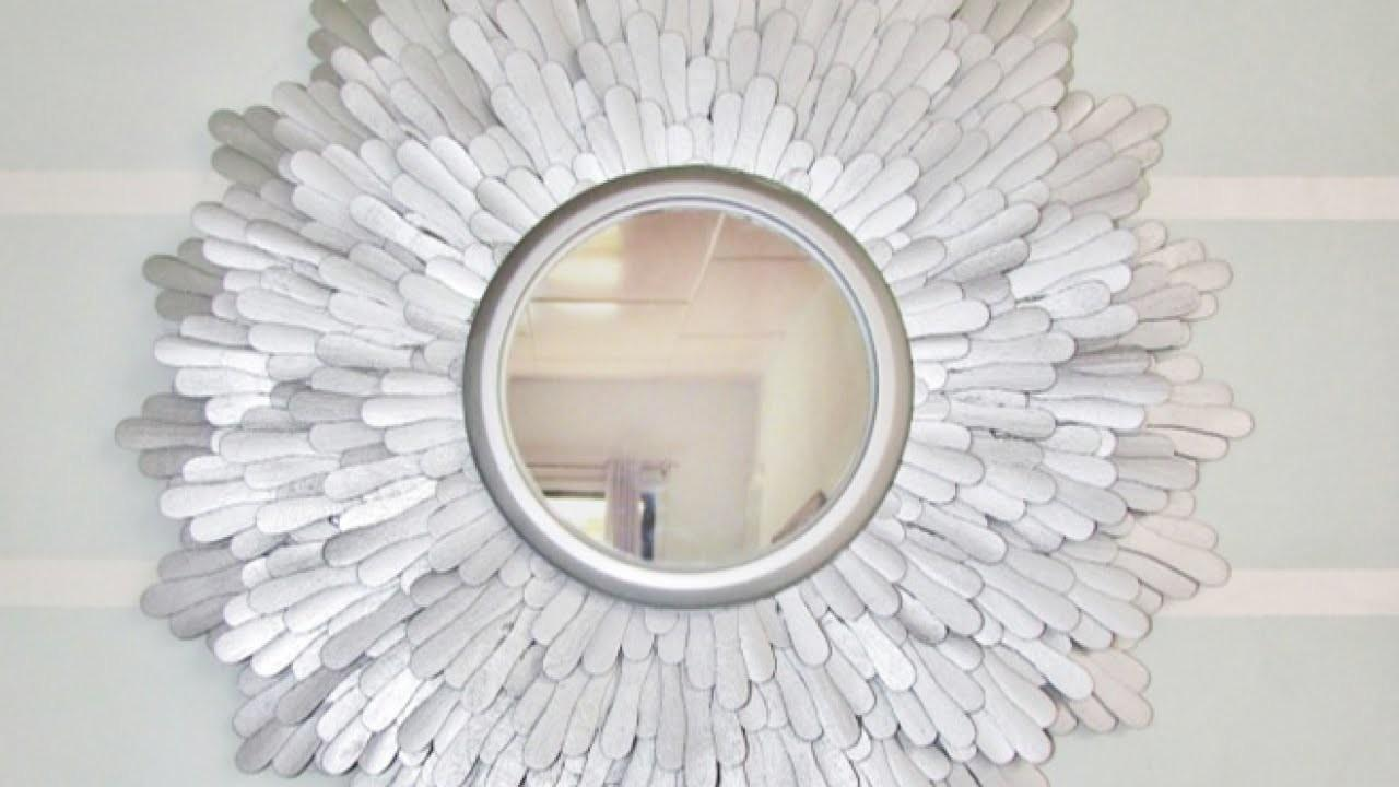 Create Beautiful Starburst Mirror Diy Home