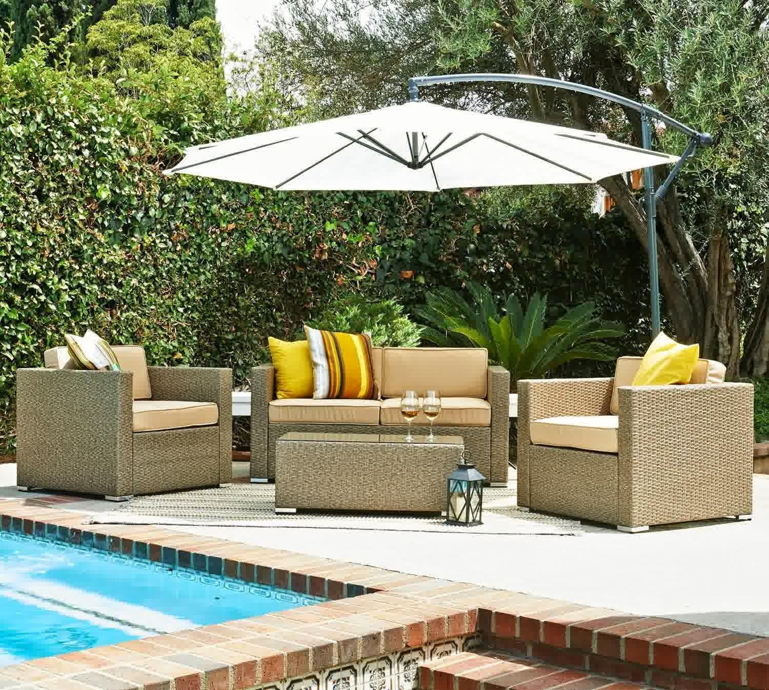 Create Comfort Backyard Patio Freestanding